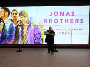 Joan attended Jonas Brothers: Happiness Begins Tour on Nov 15th 2019 via VetTix