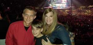 Chief Alexander R. attended Jonas Brothers: Happiness Begins Tour on Nov 15th 2019 via VetTix