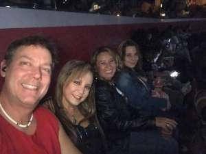 Jeff attended Jonas Brothers: Happiness Begins Tour on Nov 15th 2019 via VetTix