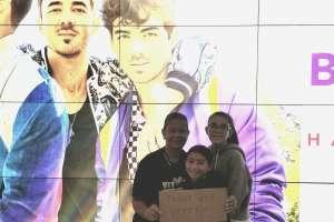 Helen E attended Jonas Brothers: Happiness Begins Tour on Nov 15th 2019 via VetTix