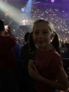 Bobby attended Jonas Brothers: Happiness Begins Tour on Nov 15th 2019 via VetTix