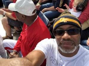 Lawrence attended Georgia Tech Yellow Jackets vs. Georgia - NCAA Football on Nov 30th 2019 via VetTix