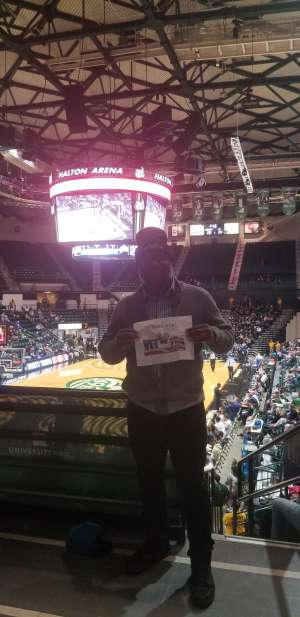 Click To Read More Feedback from University of North Carolina Charlotte 49ers vs. UNC Asheville - NCAA Men's Basketball