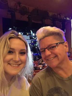 Robin attended Blue Man Group: Speechless World Tour - Sunday 6: 30 PM Performance on Nov 17th 2019 via VetTix
