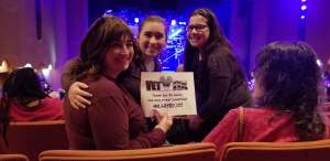Rochel attended Blue Man Group: Speechless World Tour - Sunday 6: 30 PM Performance on Nov 17th 2019 via VetTix