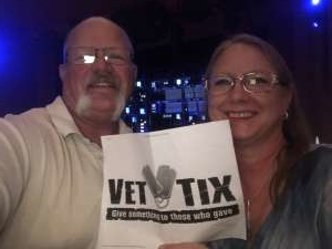 Mike attended Blue Man Group: Speechless World Tour - Sunday 6: 30 PM Performance on Nov 17th 2019 via VetTix