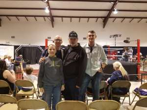 Click To Read More Feedback from Palmetto Championship Wrestling: Live in Lexington
