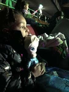 Gisselle attended Disney on Ice Presents Dream Big on Jan 16th 2020 via VetTix