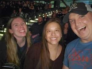Austin attended The Chainsmokers/5 Seconds of Summer/lennon Stella: World War Joy Tour on Dec 3rd 2019 via VetTix