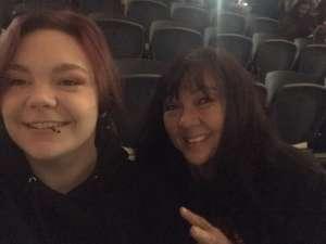 Melinda  attended The Chainsmokers/5 Seconds of Summer/lennon Stella: World War Joy Tour on Dec 3rd 2019 via VetTix
