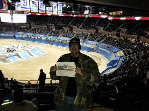 Click To Read More Feedback from Monster Jam Triple Threat Series