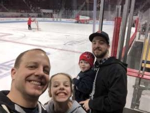 Jeffrey attended Boston University vs. University of New Hampshire - NCAA Hockey on Feb 15th 2020 via VetTix