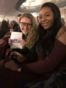 Roy attended Il Divo - A Holiday Song Celebration on Nov 17th 2019 via VetTix