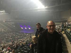Tim attended Trans Siberian Orchestra on Nov 30th 2019 via VetTix