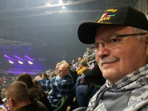 David attended Trans Siberian Orchestra on Nov 30th 2019 via VetTix