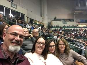 John attended Trans Siberian Orchestra on Nov 30th 2019 via VetTix