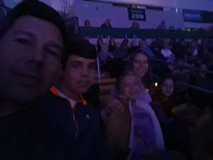 Timothy attended Trans Siberian Orchestra on Nov 30th 2019 via VetTix