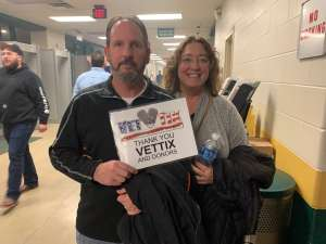 Steve attended Trans Siberian Orchestra on Nov 30th 2019 via VetTix