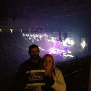Thomas attended Trans Siberian Orchestra on Nov 30th 2019 via VetTix