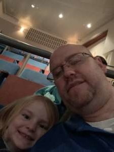 Scott attended Disney Jr. Holiday Party on Nov 18th 2019 via VetTix