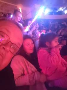 Charles attended Disney Jr. Holiday Party on Nov 18th 2019 via VetTix