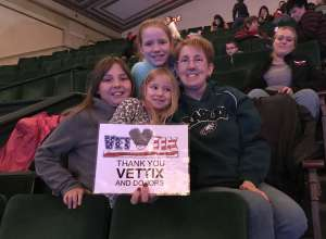 Roxianne attended Nick Jr. Live! Move to the Music - Presented by Vstar Entertainment on Dec 15th 2019 via VetTix