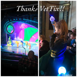 Timothy attended Nick Jr. Live! Move to the Music - Presented by Vstar Entertainment on Dec 15th 2019 via VetTix