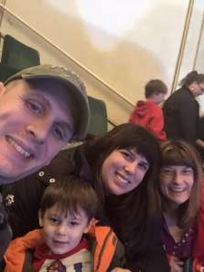 Brandon attended Nick Jr. Live! Move to the Music - Presented by Vstar Entertainment on Dec 15th 2019 via VetTix