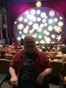 Bradley attended Center Dance Ensemble presents: Frances Smith Cohen's Snow Queen – Lunch Time Dance Theater on Dec 13th 2019 via VetTix