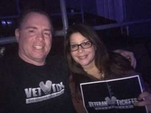 Stephen attended Voyage - the Ultimate Journey Tribute Band on Dec 7th 2019 via VetTix