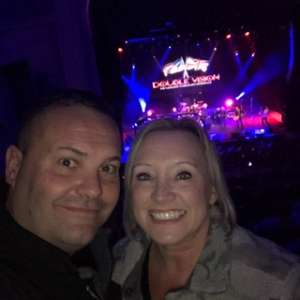 Todd attended Voyage - the Ultimate Journey Tribute Band on Dec 7th 2019 via VetTix
