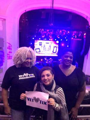 Carla attended Voyage - the Ultimate Journey Tribute Band on Dec 7th 2019 via VetTix
