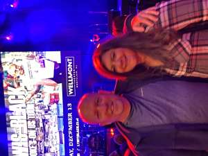 richard attended Voyage - the Ultimate Journey Tribute Band on Dec 7th 2019 via VetTix