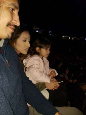 Maria attended Disney on Ice Presents Mickey's Search Party on Jan 1st 2020 via VetTix