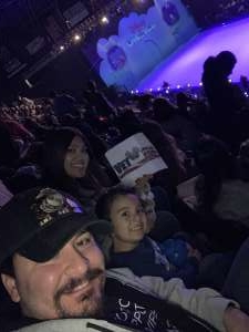 Sgt D. USMC attended Disney on Ice Presents Mickey's Search Party on Jan 1st 2020 via VetTix