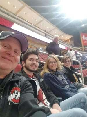 Kenneth attended Arizona Coyotes vs. Toronto Maple Leafs - NHL on Nov 21st 2019 via VetTix