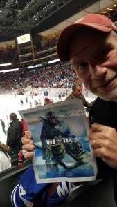 Kurt attended Arizona Coyotes vs. Toronto Maple Leafs - NHL on Nov 21st 2019 via VetTix