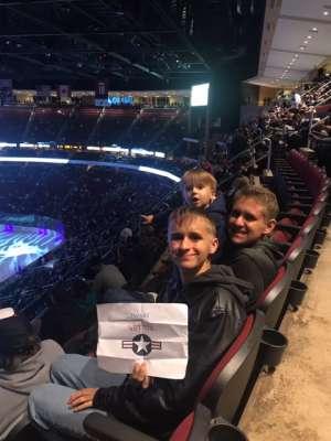Edmund attended Arizona Coyotes vs. Toronto Maple Leafs - NHL on Nov 21st 2019 via VetTix