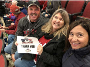 Kyle attended Arizona Coyotes vs. Toronto Maple Leafs - NHL on Nov 21st 2019 via VetTix