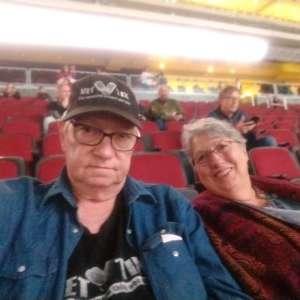 Ralph attended Arizona Coyotes vs. Toronto Maple Leafs - NHL on Nov 21st 2019 via VetTix