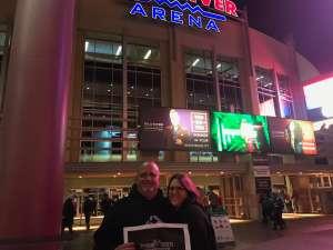 Scott attended Arizona Coyotes vs. Toronto Maple Leafs - NHL on Nov 21st 2019 via VetTix