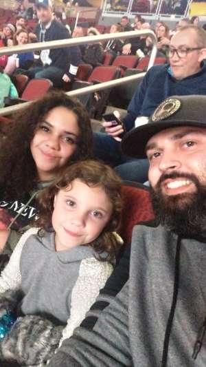 Anthony attended Arizona Coyotes vs. Toronto Maple Leafs - NHL on Nov 21st 2019 via VetTix