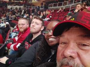Kasandra attended Arizona Coyotes vs. Toronto Maple Leafs - NHL on Nov 21st 2019 via VetTix