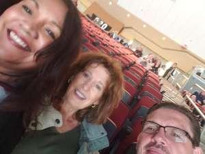 Linda attended Arizona Coyotes vs. Toronto Maple Leafs - NHL on Nov 21st 2019 via VetTix