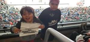 Lorenzo attended Arizona Coyotes vs. Toronto Maple Leafs - NHL on Nov 21st 2019 via VetTix