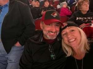 David attended Arizona Coyotes vs. Toronto Maple Leafs - NHL on Nov 21st 2019 via VetTix