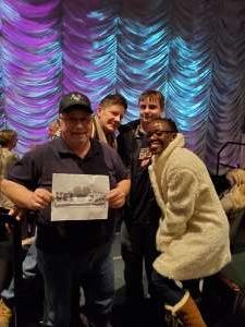 Christopher attended Blithe Spirit - Saturday on Jan 11th 2020 via VetTix