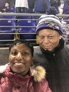 Lisa attended Baltimore Ravens vs. New York Jets - NFL on Dec 12th 2019 via VetTix