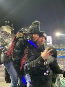 ethan attended Baltimore Ravens vs. New York Jets - NFL on Dec 12th 2019 via VetTix