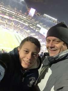 Andrew attended Baltimore Ravens vs. New York Jets - NFL on Dec 12th 2019 via VetTix